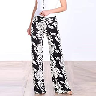 Summer Ladies Shorts Loose Casual Woman Home Sport Flower Print Hot Home Long Trousers