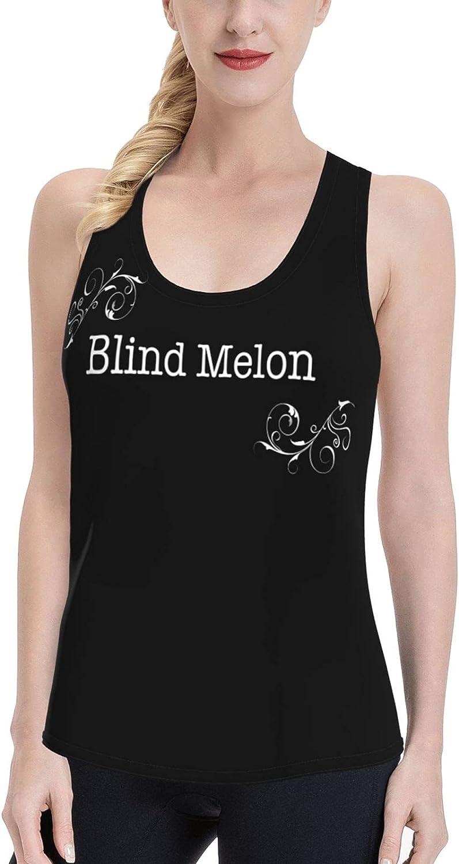 WJSDOWOWEN Blind Melon Women's Vest Fashion Sweatshirt Casual T-Shirt Women's Summer Sleeveless Top