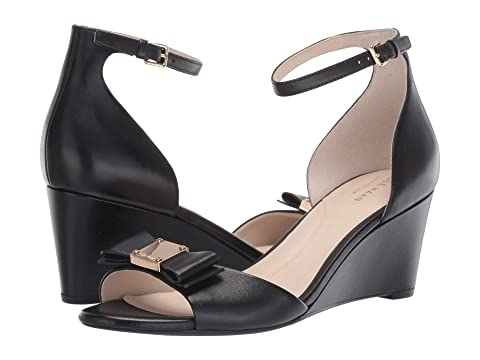 b167d657c3c Cole Haan Tali Grand Bow Wedge 65 at Zappos.com