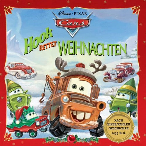 Cars - Hook rettet Weihnachten