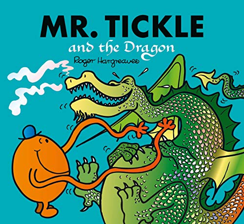 Mr Tickle & The Dragon - Upsize Edition (Mr. Men and Little Miss Picture Books)