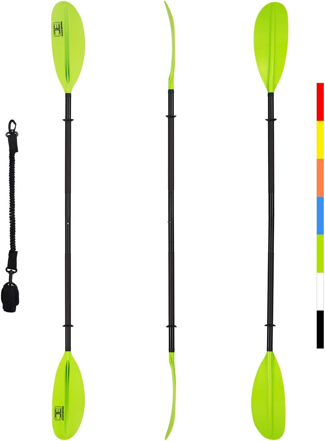 Sacramento Mall OCEANBROAD Kayak Paddle 218cm 86in - 230cm A 241cm 95in free shipping 90.5in