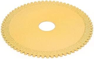 110mm Electroplated Diamond Cutting Wheel Cut Off Discs Fast Cutting Saw Blade Grinding Polishing Wheel for Ceramic Glass Stone