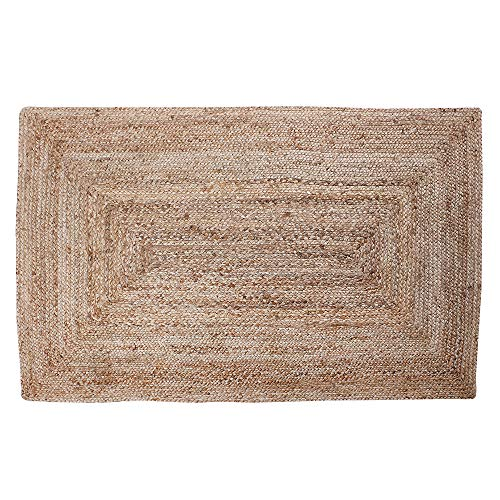 Reversible Jute Area Rugs - Deco...