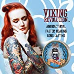 Viking Revolution Tattoo Care Balm for Before, During & Post Tattoo – Safe, Natural Tattoo Aftercare Cream… 4