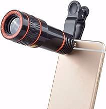 AQwzh Phone Camera Lens, 12X Zoom Telephoto Lens for...