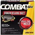 Combat Combat1241 MAX Killing Roach Bait Station, Large