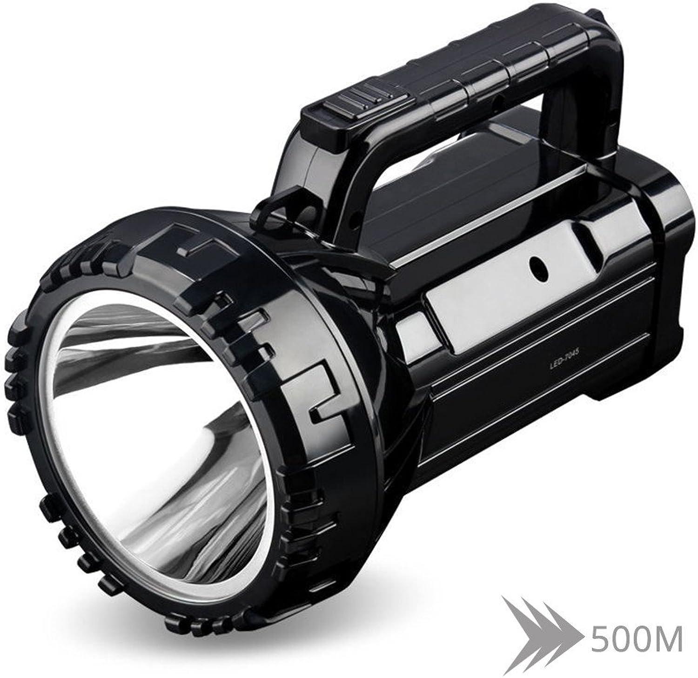 MLMHLMR LED High Power Power Power Suchscheinwerfer Eingebaute Taschenlampe Wiederaufladbare Taschenlampe Mit Hoher Helligkeit Taschenlampe B07KSRDSC6 | Neues Design  b15b56