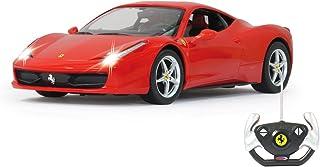 Jamara- Ferrari 458 Italia Vehículos de Control Remoto, Color rojo (404305) , color/modelo surtido