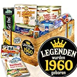 Legenden 1960 - DDR Geschenkkorb - Geschenkbox 1960 - ostprodukte Paket