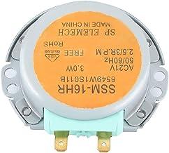 Ymiko Reemplazo del Motor síncrono del Horno microondas con Motor Giratorio, Apto para Horno microondas Serie SSM ‑ 16HR 6549W1S011B, Suministros prácticos de Cocina, CA 21V