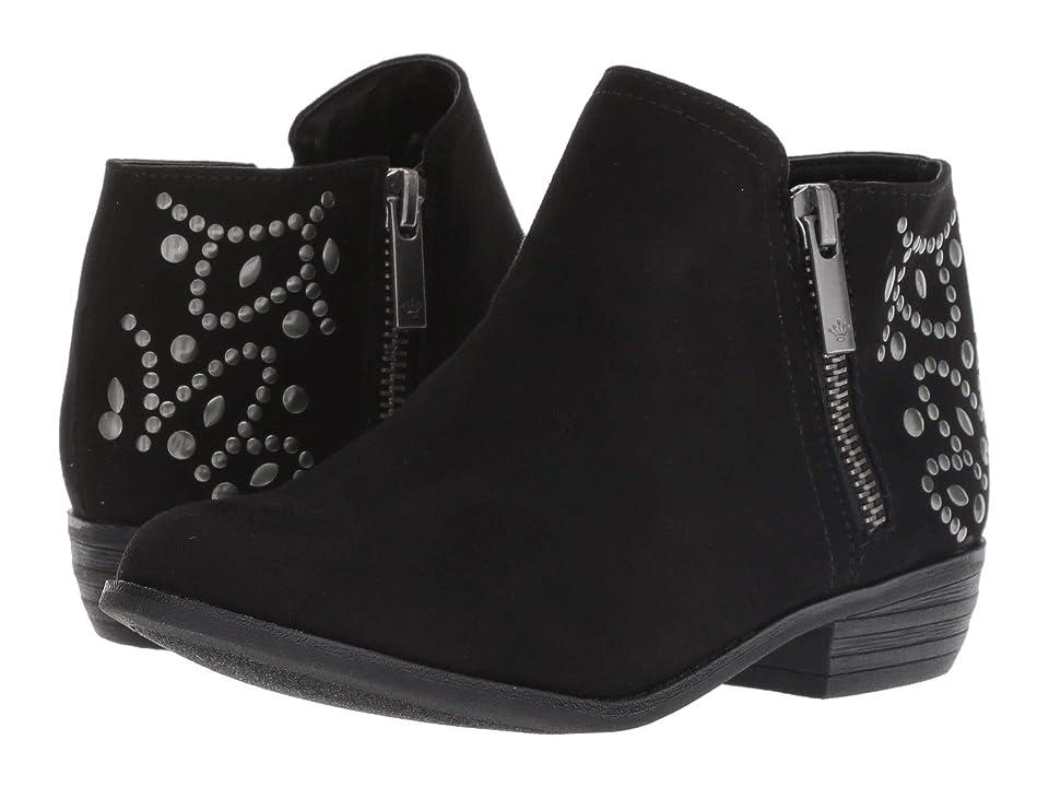 Nina Kids Destany (Toddler/Little Kid/Big Kid) (Black) Girls Shoes