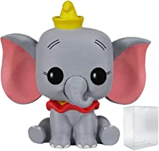 Disney Series 5: Dumbo Funko Pop! Vinyl Figure (Includes Compatible Pop Box Protector Case)