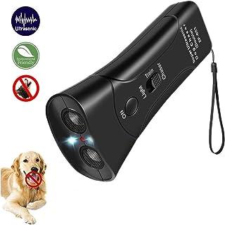 DOPQIEG Handheld Dog Repellent,Dog Repeller, Dog Training Device/Dog Deterrent/Training Tool/Anti-Barking Device,Safe for Small/Medium/Large Dogs