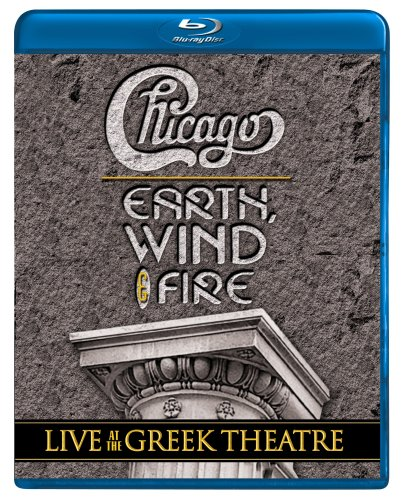 Chicago and Earth, Wind & Fire: Live at the Greek Theatre [Blu-ray]