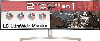LG 49WL95C-W - Monitor Profesional UltraWide DualQHD de 124.5 cm (49