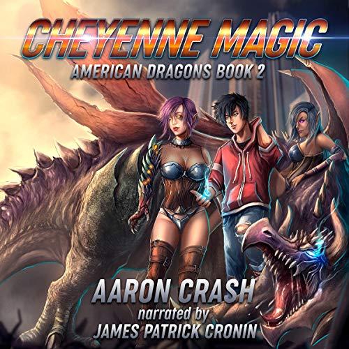 Page de couverture de Cheyenne Magic: An Urban Fantasy Harem Adventure