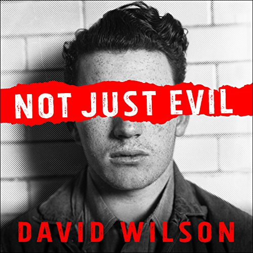 Not Just Evil audiobook cover art