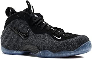 Nike 624041-007 Men AIR Foamposite PRO DK Grey Heather Black