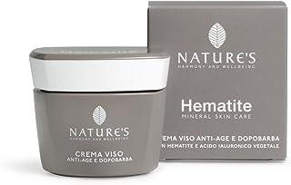 Bios Line Nature' S Hematite, Crema Viso Dopobarba - 80 g