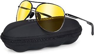 alloy Car Drivers Night Vision Goggles Sunglasses Polarized Driving Glasses anti-glare sunglasses Driving Glasses