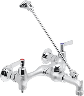 8 inch utility sink faucet