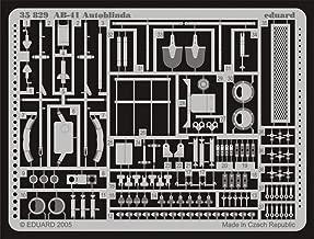 Eduard 1:35 AB-41 Autoblinda PE Detail for Italeri Kit #35829
