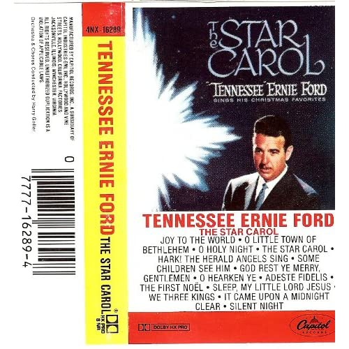 Tennessee Ernie Ford The Star Carol Amazon Com Music
