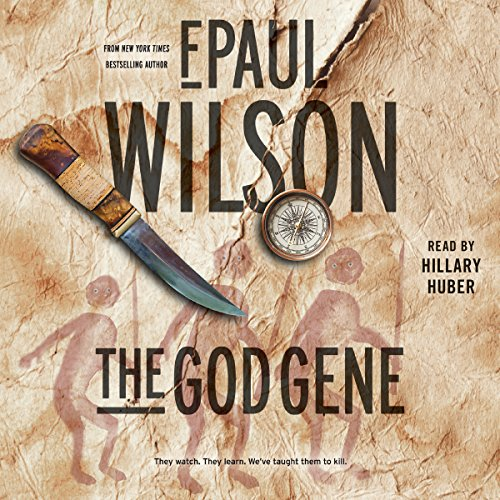 The God Gene audiobook cover art