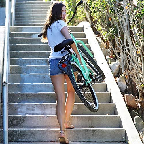61sf3vvXvBL. SL500 Schwinn Perla Womens Beach Cruiser Bike