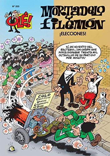 ¡Elecciones! (Olé! Mortadelo 203)