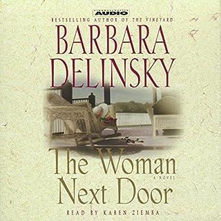 The Woman Next Door audiobook cover art