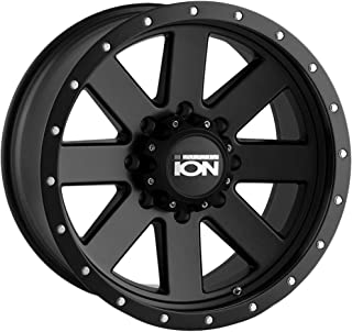 ION 134 Wheel with Matte Black BEADLOCK (20 x 9. inches /8 x 170 mm, 0 mm Offset)