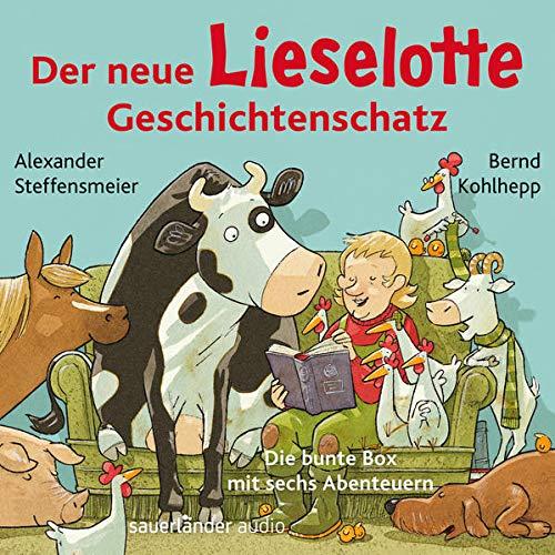 Der neue Lieselotte Geschichtenschatz Titelbild