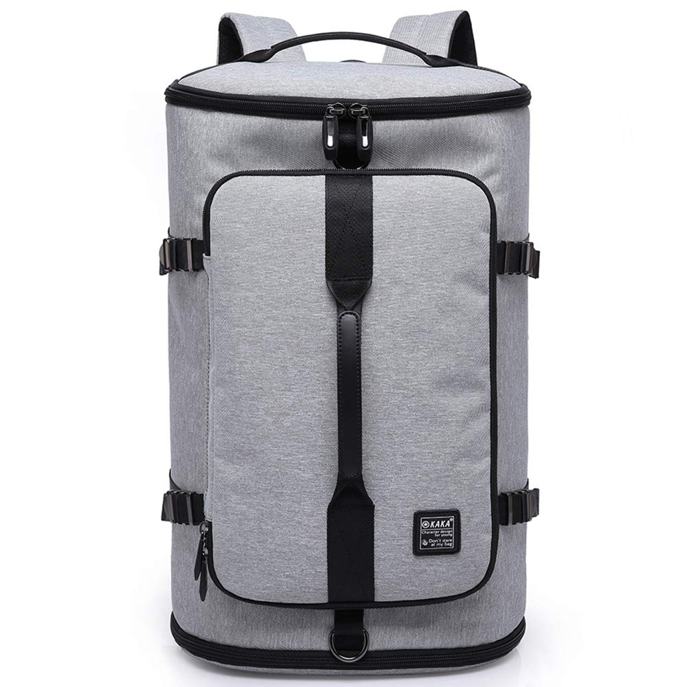 KAKA Compartment Weekender Convertible Water Resistant