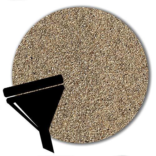 Filtersand Filterkies Körnung: (0,4 - 0,8 mm)