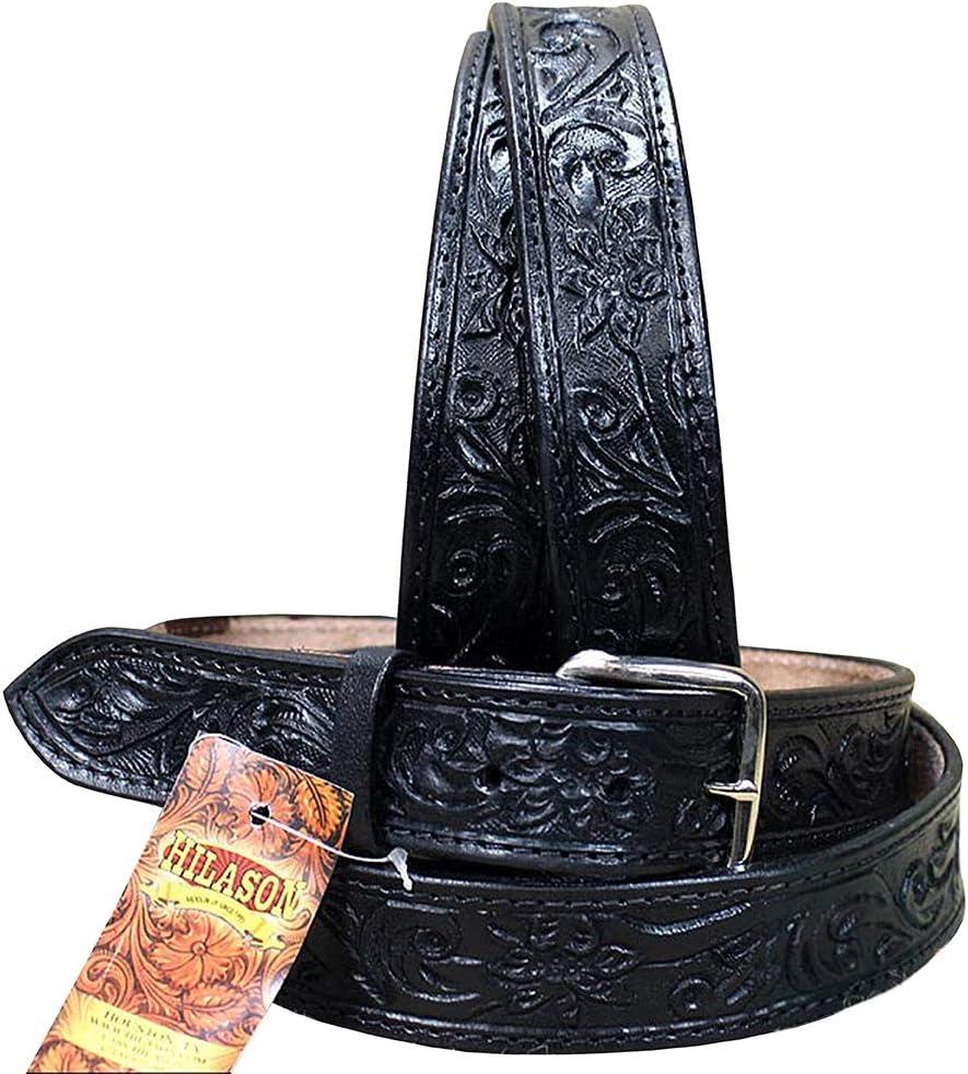 HILASON Leather Gun Holster Belt Black Made St Buffalo Hand Max 44% OFF Superior Hide
