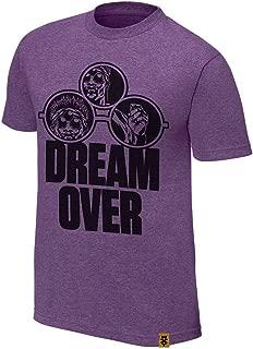 WWE Velveteen Dream Dream Over T-Shirt Purple