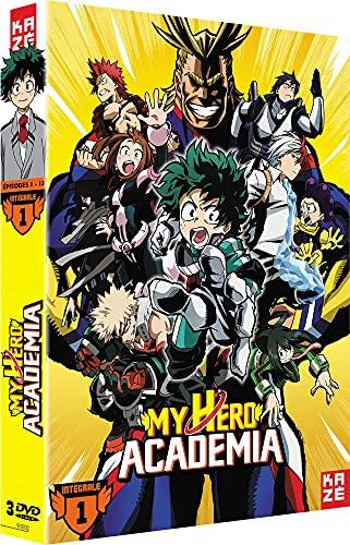 僕のヒーローアカデミア 第1期 コンプリート DVD-BOX (全13話, 316分) ぼくのヒーローアカデミア 堀越耕平 ...