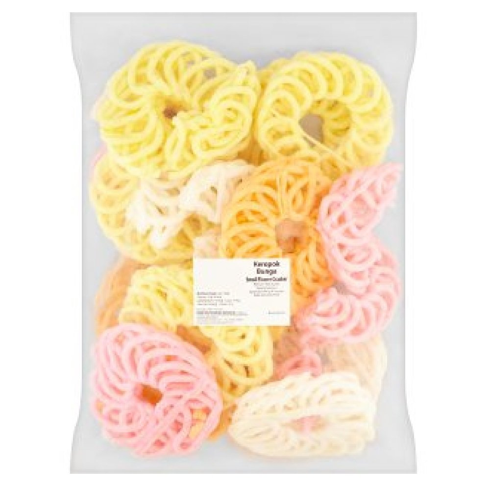 Kian Hin Small Flower Cracker 1 Chicago Mall 115g Pack At the price 628MART