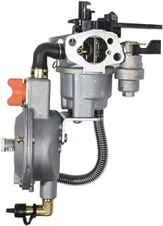 HXFANG® Dual Fuel GX160 GX200 168F 170F GLP GN GNC Pequeño Generador de Gasolina del carburador