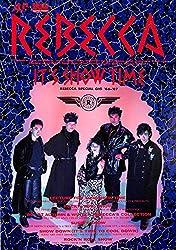 [コンサートパンフレット]レベッカ REBECCA SPECIAL GIG '86-'87 IT'S SHOW TIME