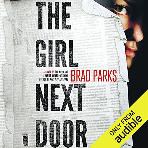 The Girl Next Door audiobook cover art