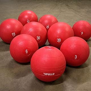 Apollo Slam Ball • Balón Medicinal • Fitness • Ejercicio • Entrenamiento Corporal