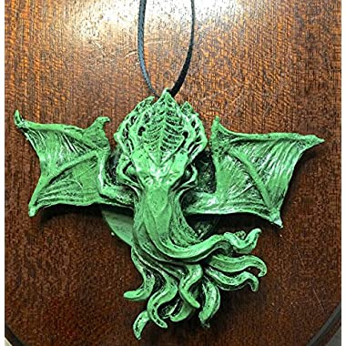 Cthulhu Head Ornament
