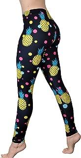 Pants – Soft Milk Silk Workout Leggings for Women - Fun Lightweight Printed Yoga Leggings