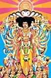 Theissen Jimi Hendrix Axis Bold as Love Music Poster -
