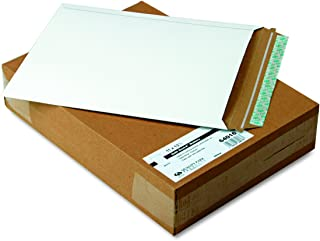 Quality Park 64016 Quality Park Extra-Rigid Fiberboard Photo/Document Mailers, 11x13-1/2, 25/Box