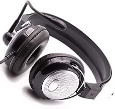 CEKA TECH® Casque Gaming compatible avec PS4, Casque Gamer avec Micro Anti Bruit - casque Gaming Compatible avec Asus ROG Strix GL12, PC Xbox One Laptop Tablette