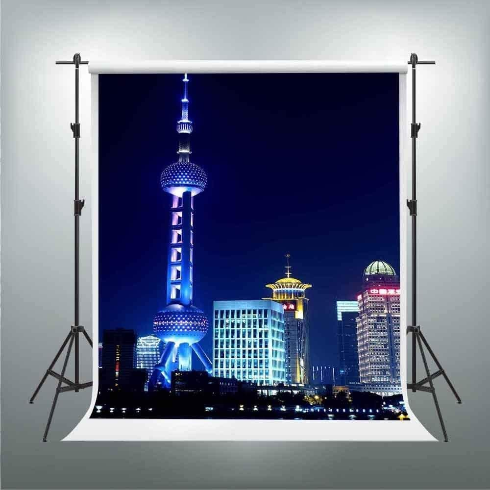 HD 5X7ft Oil Painting Mural Painting Backdrop You Tube Background Video Studio Props SEN139